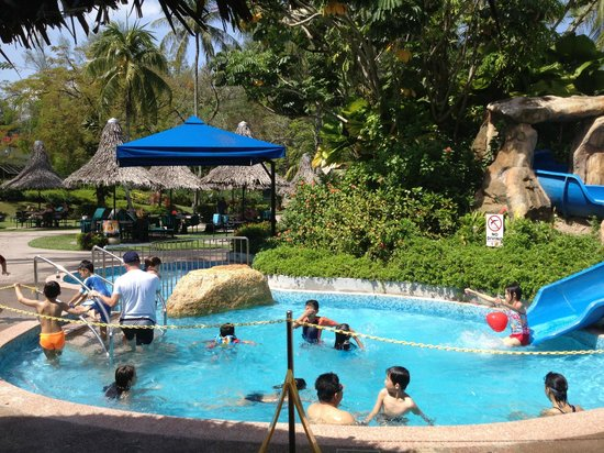 Another Swimming Pool For Children Picture Of Golden Sands Resort By Shangri La Batu