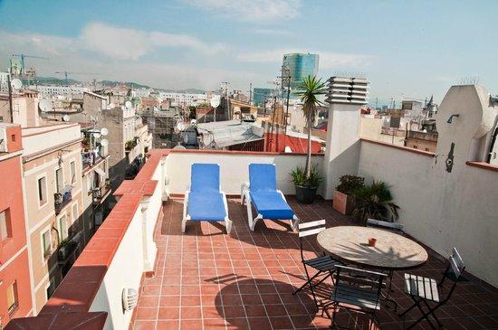 巴塞羅那海灘酒店照片