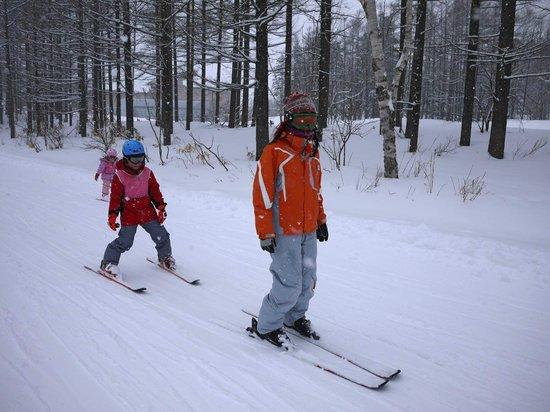 Club Med Sahoro Hokkaido:                   G.o Instructeur