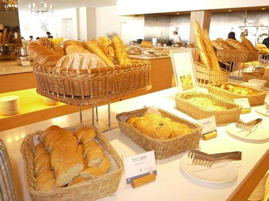 Club Med Sahoro Hokkaido:                   Le pain