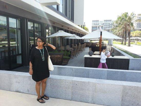 Hyatt Regency Danang Resort & Spa:                                     Greenhouse