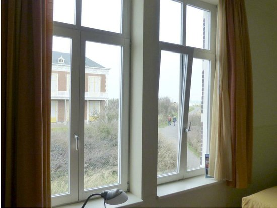 Hotel ter Duyn: Blick auf die Düne