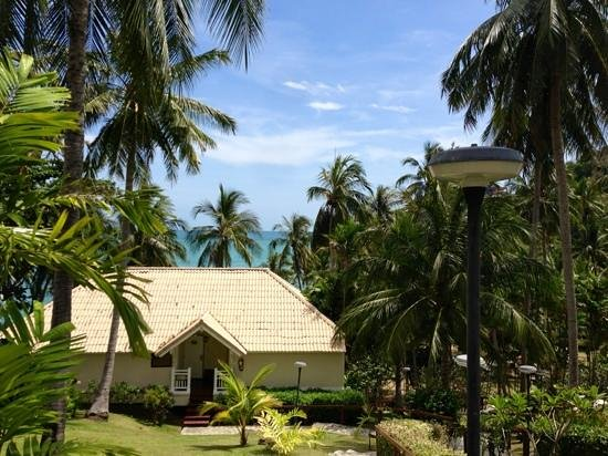 Cape Panwa Hotel:                   Hotel Grounds