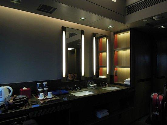 Wanchai 88 Hotel:                   洗手台