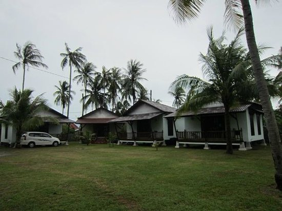 The Bohok Langkawi : The Bohok  Chalets