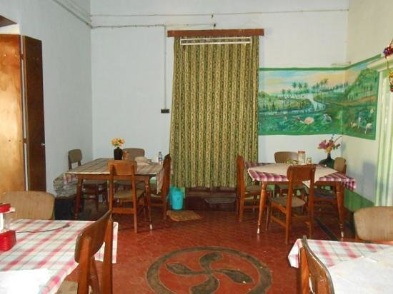 Ludovic Tourist Homes: reception 800 Rp per night TA PRICE WRONG