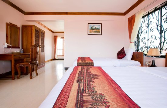 Friendly Villa : Guest room