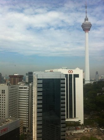 PARKROYAL Serviced Suites Kuala Lumpur: View from room