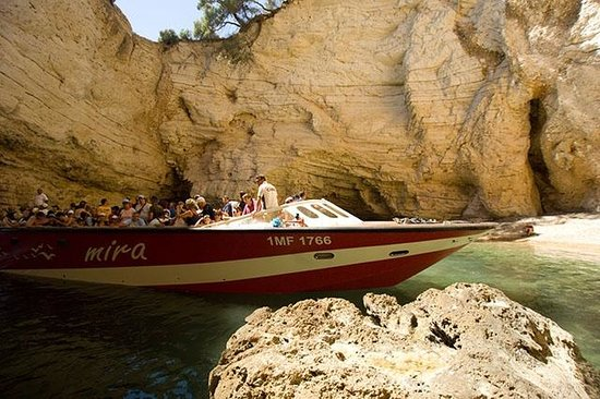 Gargano Navigazioni e GarganoLines - Grotte Tour in Barca
