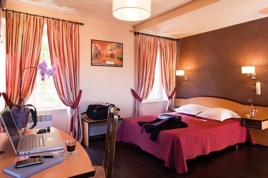 Hotel Azalees: Chambre 1