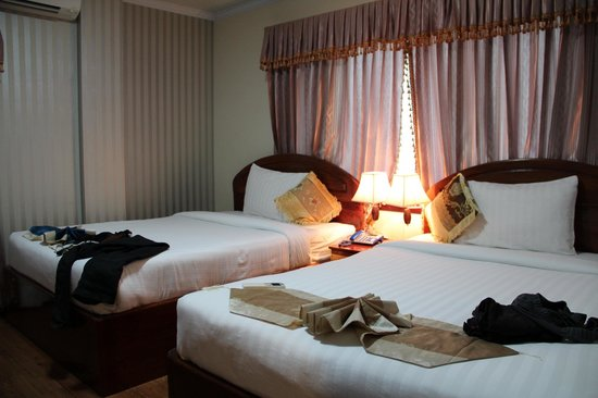 King Fy Hotel :                   Camera superior