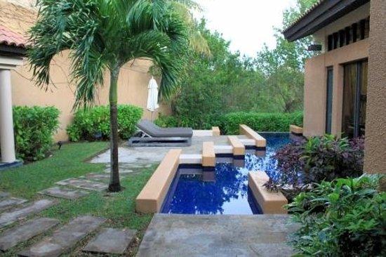 Banyan Tree Mayakoba:                   Garden Villa