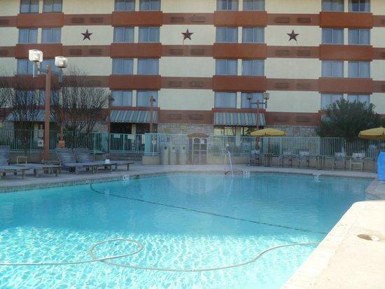 Wyndham Garden Austin: Pool