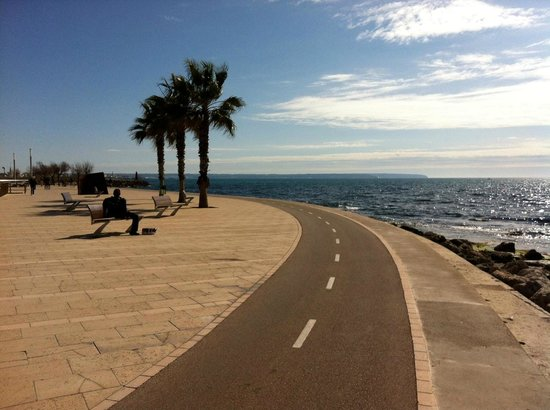 Palma Lock and Go - 1 Day Tours: Rent a bike with us to visit Portixol