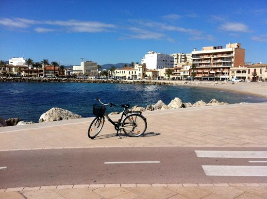 Palma Lock and Go - 1 Day Tours: Bycicle Hire with bikeway to the Beach