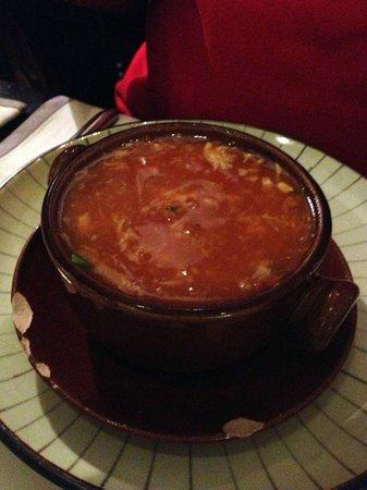 Bonsai:                   Sopa agripicante