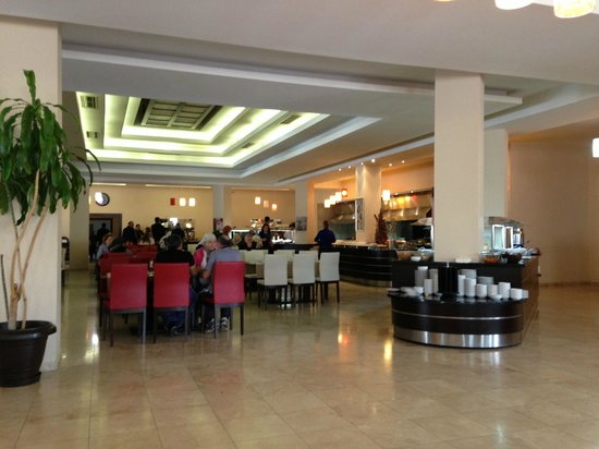 Orucoglu Thermal Resort:                   Yemekhane