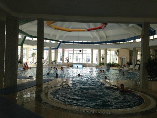 Orucoglu Thermal Resort:                   Havuz