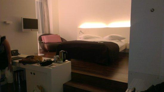 โรงแรมวัลด์สแตทเตอร์ฮอฟ สวิสควอลิตี้ ลูเซิร์น:                   Nice rooms