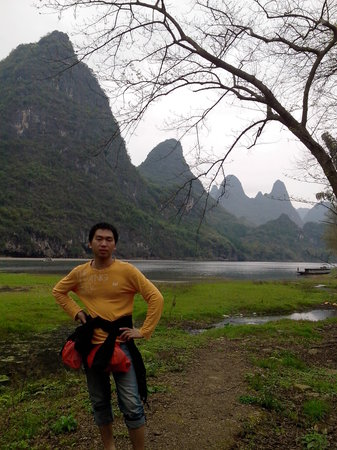 Yangshuo Private One-day Tour Guide Kevin