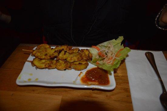 Pimlico Thai : Chicken Skewers