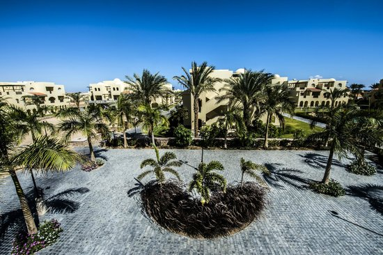 Stella Di Mare Beach Resort & Spa Makadi Bay:                   Jardin