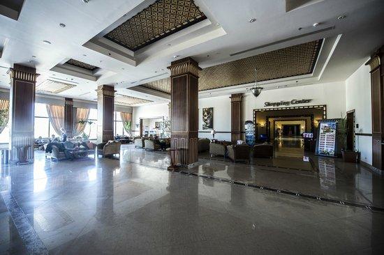 Stella Di Mare Beach Resort & Spa Makadi Bay:                   looby