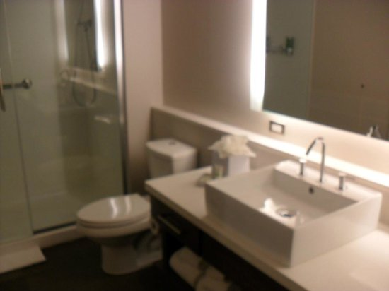 Element Miami International Airport: baño suite