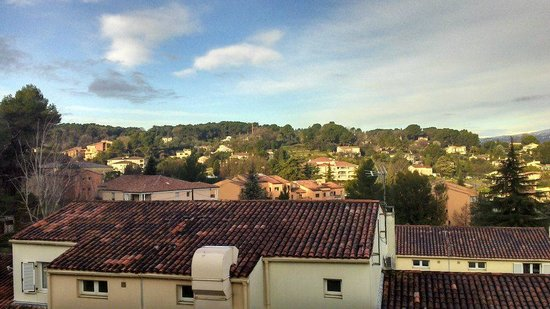 Le Club Mougins:                   View