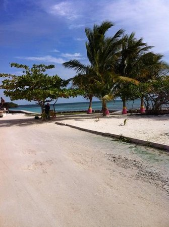 The Split, Caye Caulker