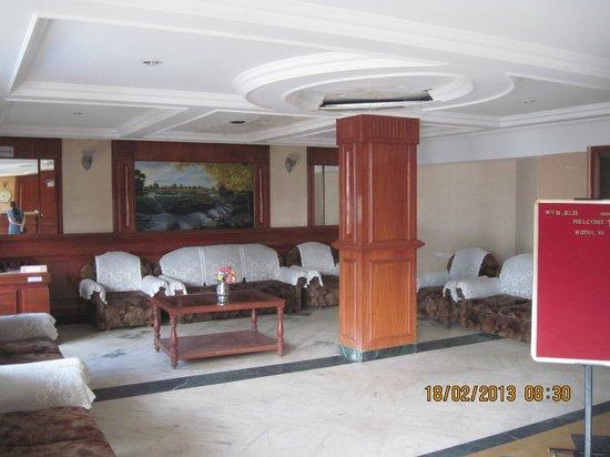 Hotel SV International : Front lobby