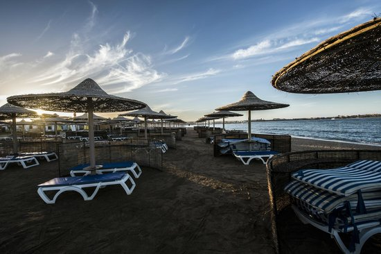 Stella Di Mare Beach Resort & Spa Makadi Bay:                   Plage