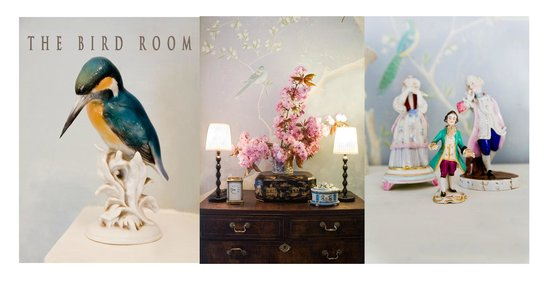 Rossnaree: The Bird Room