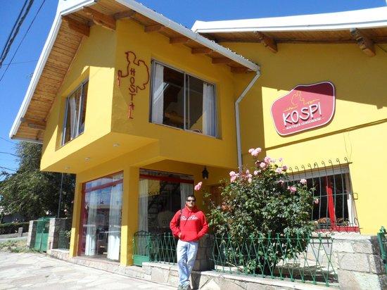 Kospi Boutique Guesthouse:                   Jorge Cares M.  CHILE