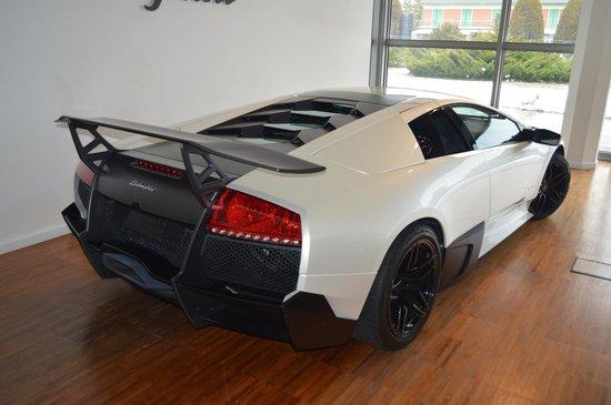 Lamborghini Museum 8