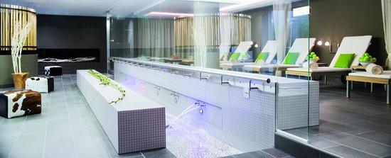 Mövenpick Hotel Stuttgart Airport & Messe: Relaxing area