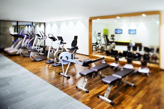 Mövenpick Hotel Stuttgart Airport & Messe: Fitness area
