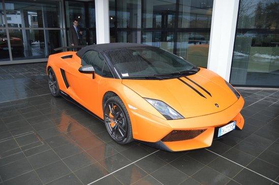 Lamborghini Museum 7
