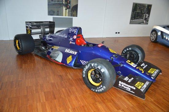 Lamborghini Museum 3