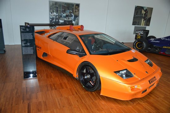 Lamborghini Museum 1