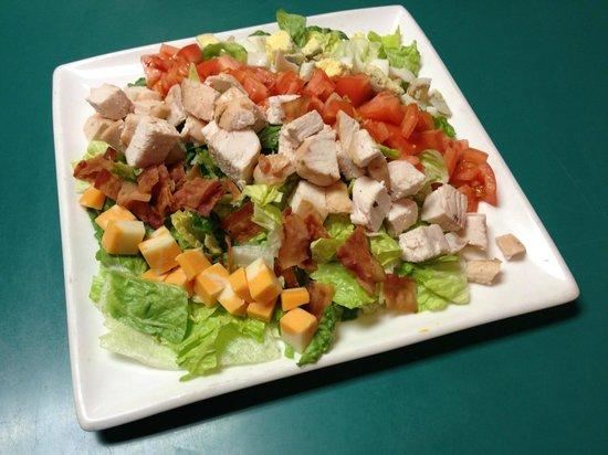 Cheers Restaurant : modern chef's salad