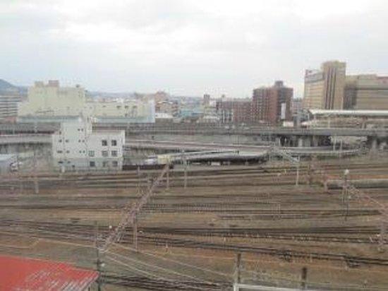 Kyoto Century Hotel:                   眺望
