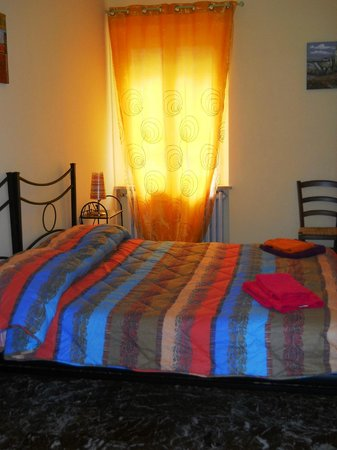 Bed & Breakfast L'Arcobaleno: La nostra camera