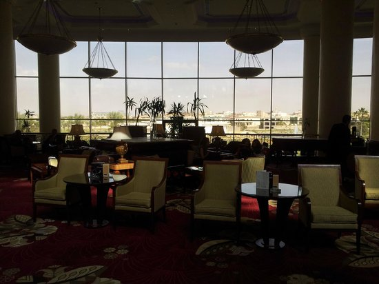 The View Lounge and Bar:                                                       comfortable seating with the most wonderfu