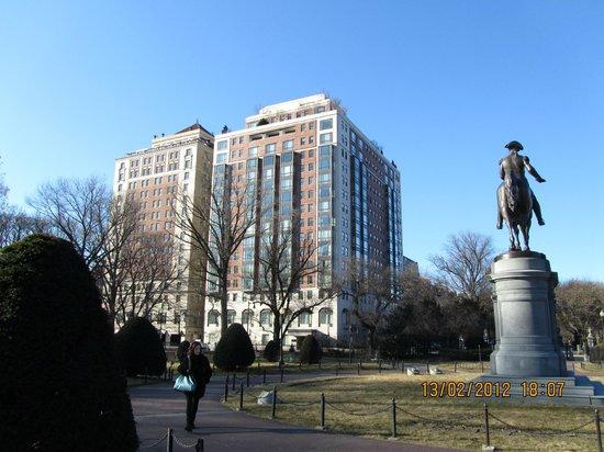 Taj Boston:                                     Taj