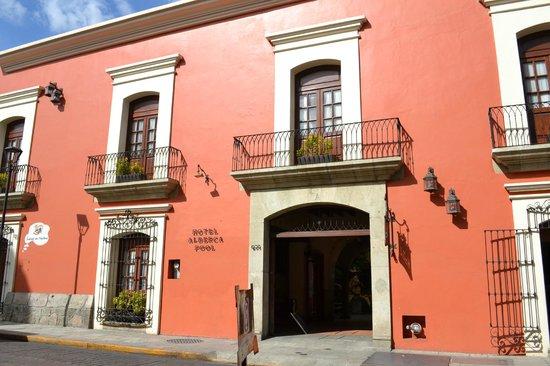 Hotel CasAntica:                   fachada principal