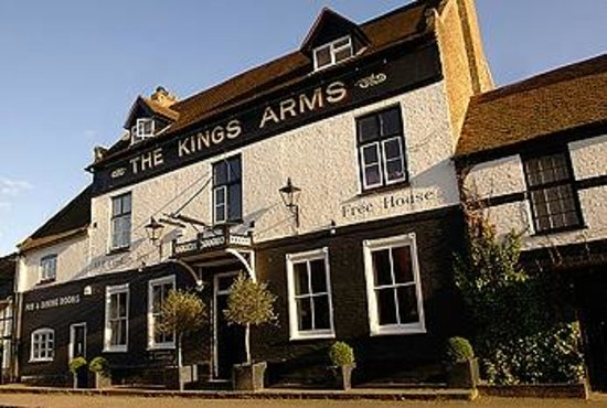 The Kings Arms Cookham Restaurant Bewertungen Telefonnummer