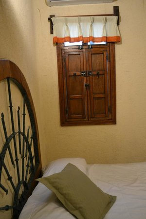 Hotel CasAntica:                   interiores