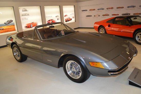 Ferrari Museum Factory Tour 24 Picture Of Ferrari