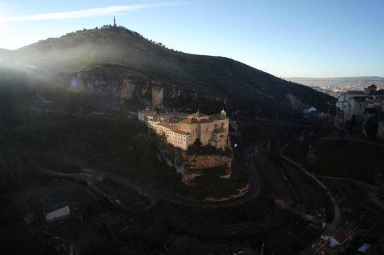 Parador de Cuenca外观
